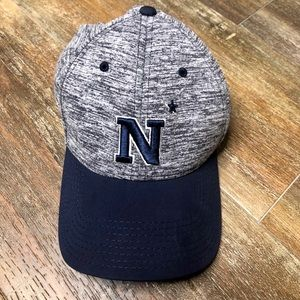 Nebraska Corn Huskers Football Cap Blue Knit Hat